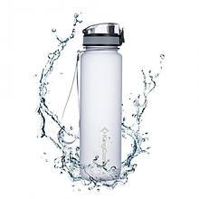 Пляшка для води KingCamp Tritan Bottle 1000ML (MEDIUM GRAY)
