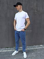 Базова чоловіча футболка біла
