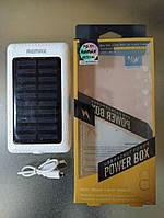 Power Bank  поверБанк Remax PB-11 Solar 48000mAh на солнечной батарее Батарея аккумуляторЗарядка дляТелефона