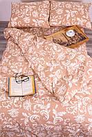 Комплект постельного белья Полуторный(150х205) Узоры Бязь от Brettani