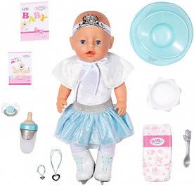 Кукла Baby Born Беби Борн серии Нежные объятия - БАЛЕРИНКА-СНЕЖИНКА (43 cm, с аксессуарами) (831250)