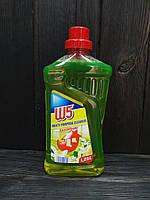 W5  Жидкость для уборки в доме и мытья полов 1.25 л (желтая)