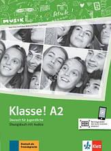 Рабочая тетрадь Klasse! A2 Ubungsbuch