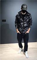 Мужская   ветровка КАМО (тактическая одежда)