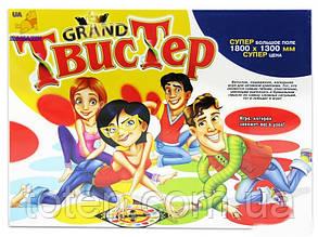 """Игра """"Твистер Гранд""""  игровое поле размером 180 на 130 см ДТ-БИ-07-14 Т"""
