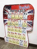 Alphabet  60 х 80 см