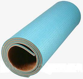 """Килимок """"Малюк"""" для спорту. 1500х500х5 мм. Килимок для йоги. Туристичний килимок. Каремат"""