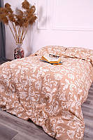 Комплект постельного белья Евро(210х220) Узоры Бязь от Brettani
