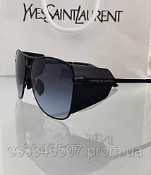 Солнцезащитные очки Porsche design black