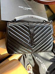Женская сумка Yves Saint Laurent черная