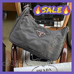 Сумка Прада. Женская сумка Prada RE-EDITION