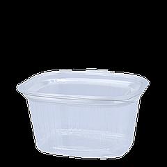 Соусница пластиковая FT209-80 80мл с откидной крышкой 1уп/100шт