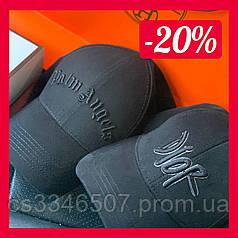 Брендовая бейсболка Dior. Черная кепка Диор (5 видов)