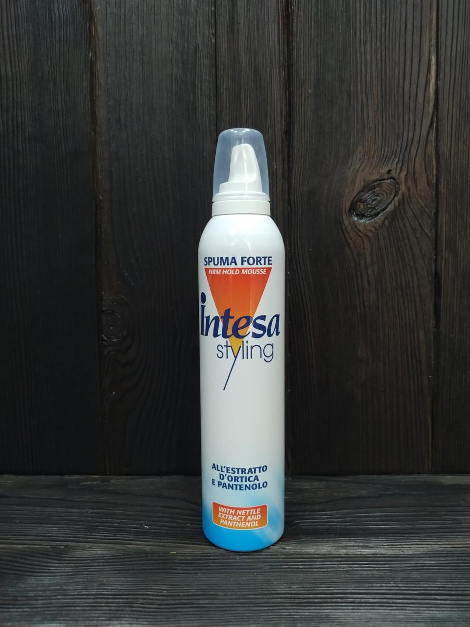 Intesa пена для волос экстрасильная фиксация 300 ml