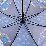 Зонт-трость Kite Kids Hot Wheel полуавтомат Черный (HW20-2001), фото 4