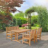 Стол деревянный садовый серии Гарден, фото 2