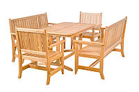 Кресло деревянное садовое серии Гарден