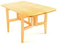 Стол деревянный садовый серии Компакт