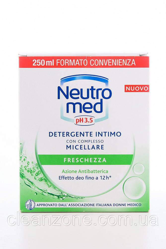 Neutro MED Intimo pH 3.5 FRESCHEZZA Засіб для інтимної гігієни (250 мл)