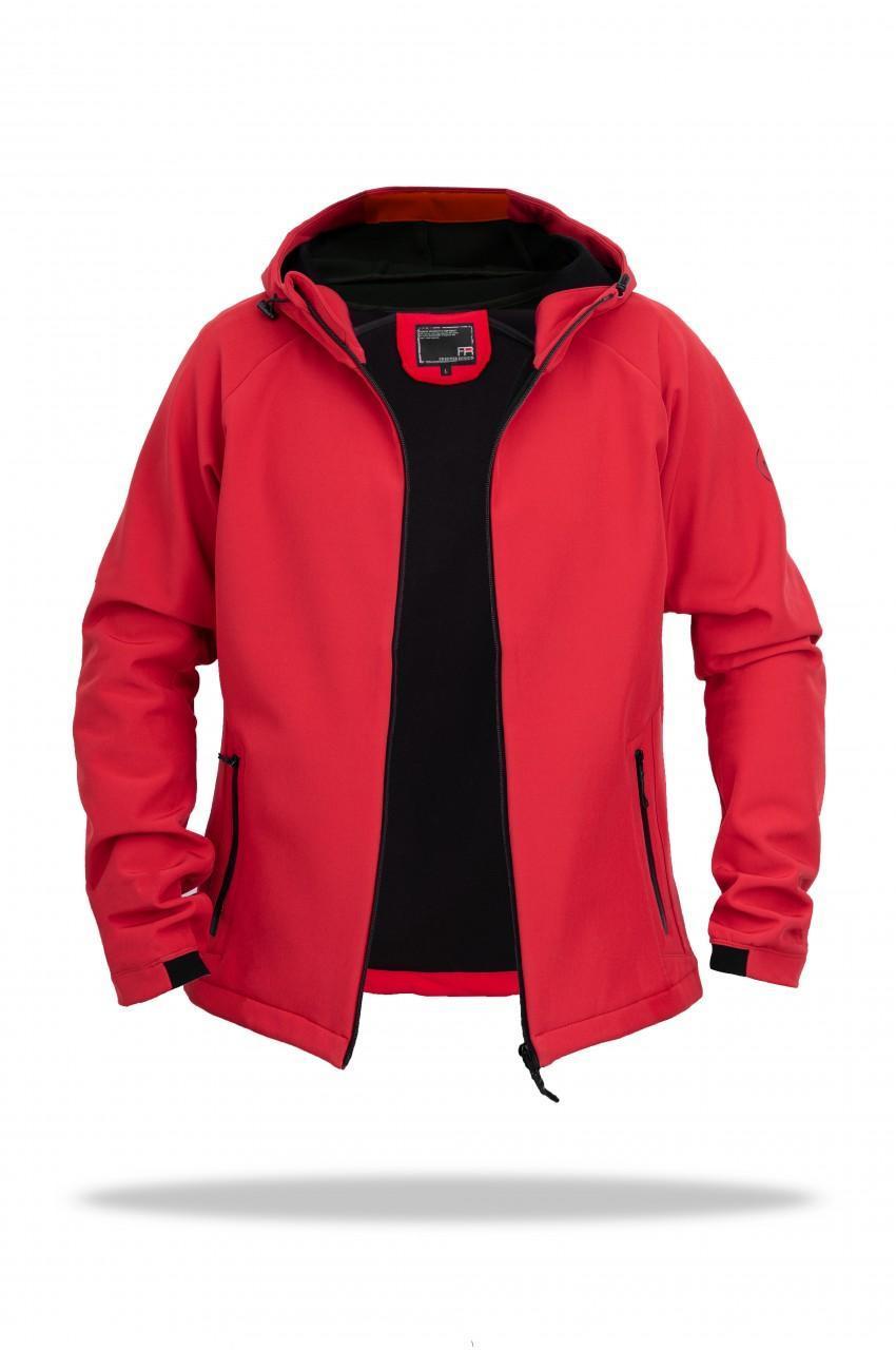 Куртка мужская Freever windstopper GF 8310 красная