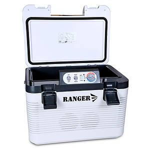 Автохолодильник Ranger Iceberg 19L/Органайзер - холодильник у багажник автомобіля, для походу, туризму, відпочинку