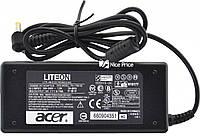 Блок питания ACER 19V 4.74A 90W 5.5x1.7 кабель питания