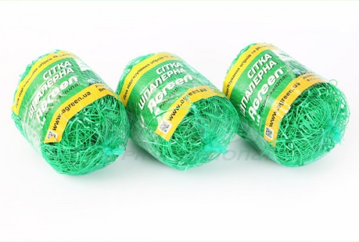 Сетка огуречная, шпалерная Agreen 1.7м x 10м (Украина)