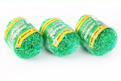 Сетка огуречная, шпалерная Agreen 1.7м x 10м (Украина), фото 2