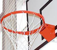 Кольцо баскетбольное аммортизационное FIBA Basketbal Ring 45 см (SS00063)