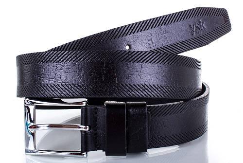 Оригинальный мужской кожаный ремень Y.S.K. (УАЙ ЭС КЕЙ) SHI2066