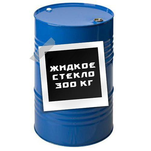 Стекло жидкое натриевое ( 300 кг. ) ГОСТ 13078-81