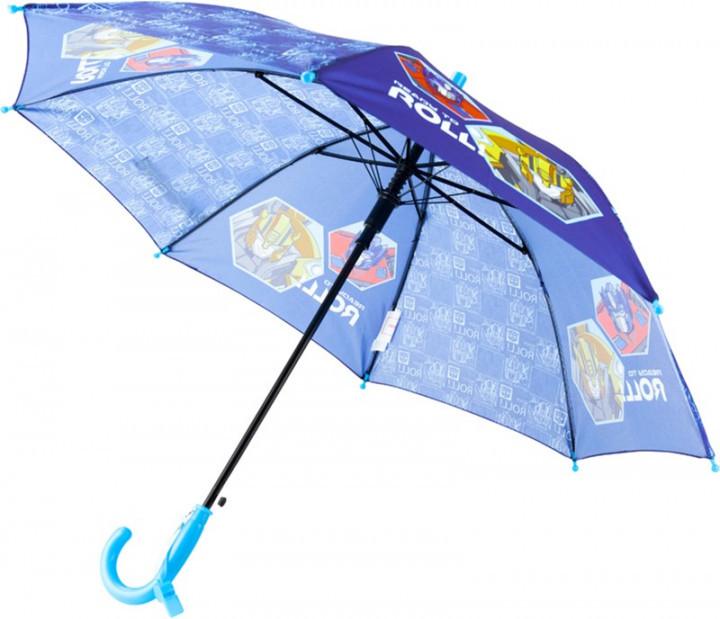 Зонт-трость Kite Kids Transformers полуавтомат Синий (TF20-2001)