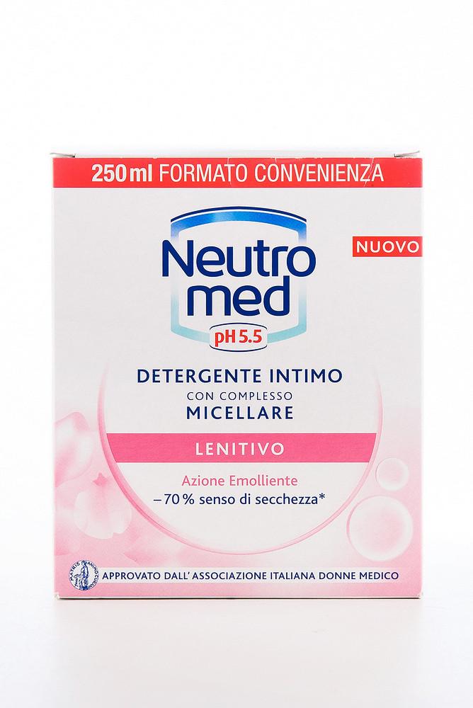Neutro MED Intimo pH 5.5 LENITIVO Засіб для інтимної гігієни (250 мл)