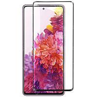 Защитное стекло XD+ (full glue) (тех.пак) для Samsung Galaxy S20 FE