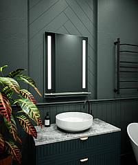 Зеркало LED (60*80*2.5см) VZ-AL-D53