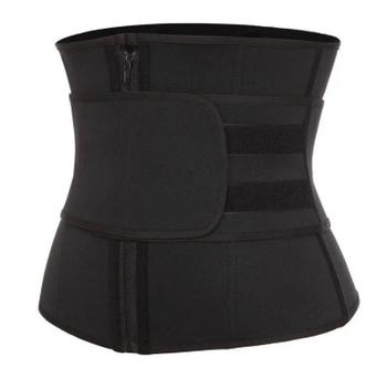 Стягуючий пояс для схуднення та корекції фігури на липучці Back Support Belt YN-1408