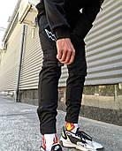 Мужские брюки-карго Пушка Огонь Angry Flash S молодежные черные штаны cargo весна подростковые брюки карго