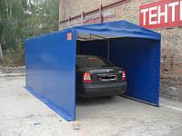 Тентовые гаражи.
