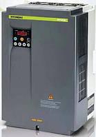 Частотный преобразователь HYUNDAI N700E-220HF/300HFP мощность 22/30 кВт, номинальный ток 45/57 А, 380-480В