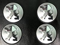 Peugeot 405 Колпачки в титановые диски 60/57мм Original-style (4 шт)