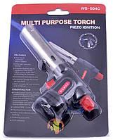 """Газовая горелка """"TORCH"""" №8807 / 504C"""