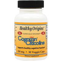 Цитиколин Healthy Origins Cognizin Citicoline  30 гелевых капсул
