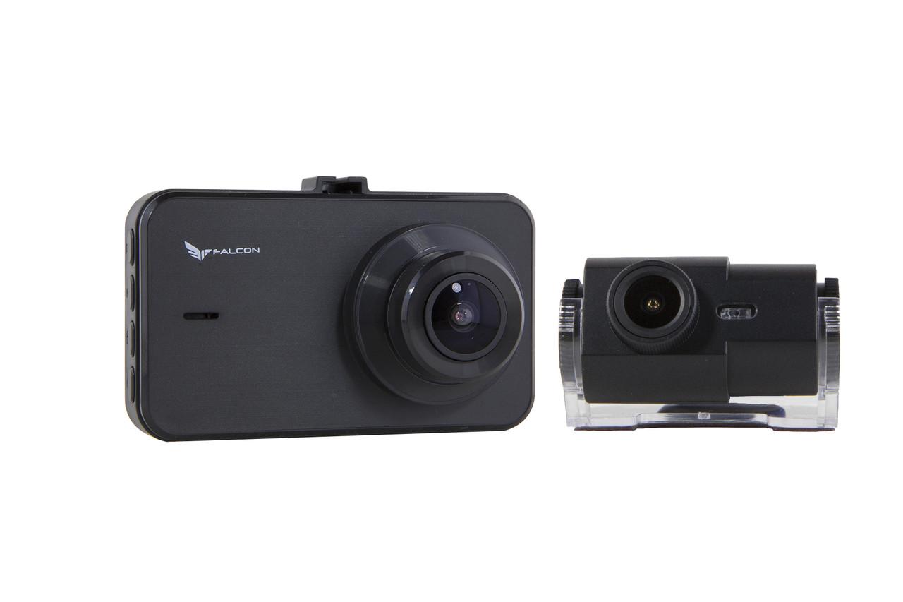 Відеореєстратор Falcon HD75-2CAM