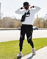 Мужские брюки-карго Пушка Огонь Angry Flash молодежные черные штаны cargo весна лето подростковые брюки карго, фото 1