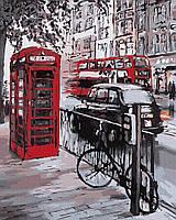 """Картина по номерам """"Краски Лондона"""" 40*50 GX35805"""