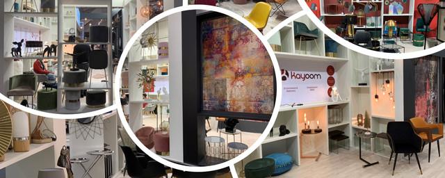 Дизайнерская мебель, декор, освещение, текстиль, ковры от TM Kayoom (Германия)