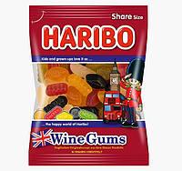 Желейные конфеты Винные Haribo Wine Gums 200 г Германия