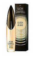 Женская туалетная вода Naomi Campbell Queen of Gold 50ml(test), фото 1