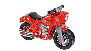 Толокар мотоцикл каталка ORION 504 красный