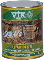 Краска с молотковым эффектом бронза 102 HAMMER VIK 0.75 кг